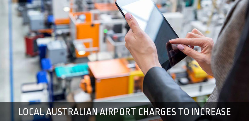 Airfreight Fuel Surcharge and Local Australian Airport Charges