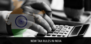 New income tax rule in India