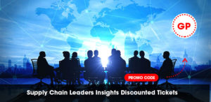 Supply Chain Leaders Insights with a Discounted Ticket