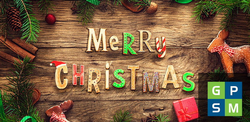 Merry Christmas 2017 from GPSM