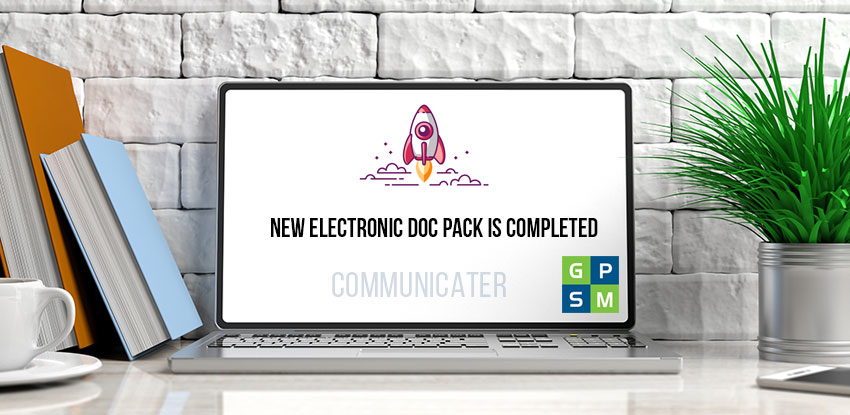 New Document Pack is Completed