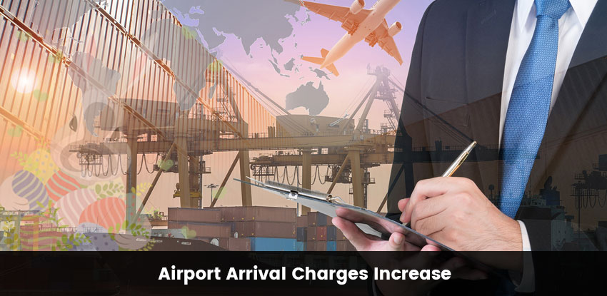 Airport Arrival Charges