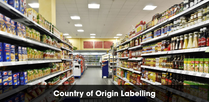 Country of Origin labelling