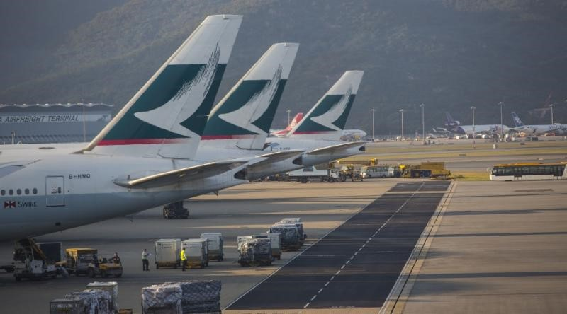 Severe Disruption at Hong Kong Airport